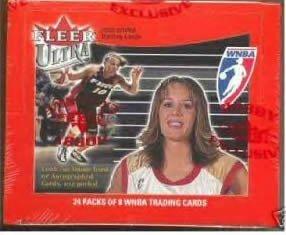Fleer Ultra Basketball Hobby Box - 4