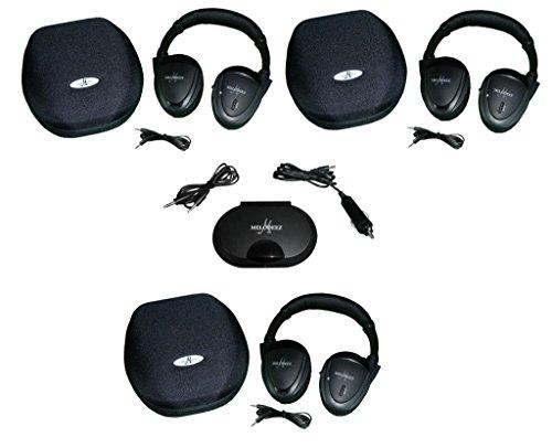 nissan pathfinder headrest tv - 3