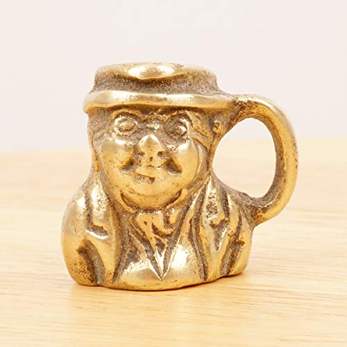 Mr Pickwick Miniature Pitcher/Mug || Vintage Toby Face for sale  Delivered anywhere in USA