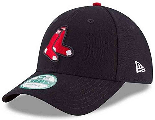 MLB BOSTON RED SOX ALT The League 9FORTY Adjustable Cap, One Size, Navy