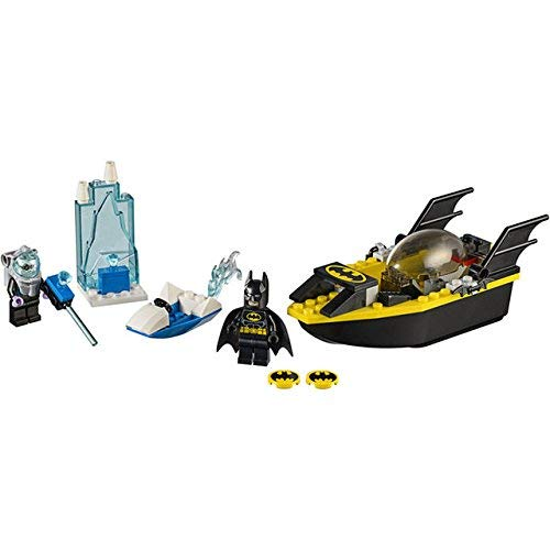 Batman Vs. Mr. Freeze 10737 - 63 PCS - By LEGO JUNIORS