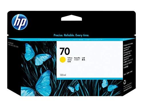 HEWC9454A - HP 70 Original Ink Cartridge - Single - Yellow Single