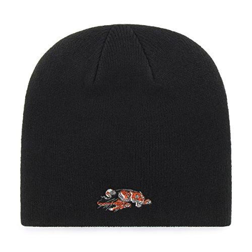 OTS NFL Cincinnati Bengals Legacy Beanie Knit Cap, One Size,
