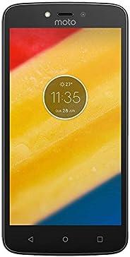 Celular Smartphone Motorola Moto C 8gb 3g Quadcore 2 Chips Tela 5 Preto
