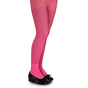 Rubie's Costume Co Pk Glitter Spider Tights Costume, Large