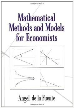 mathematical methods in economics pdf