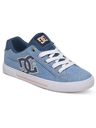 DC Shoes Damen Chelsea TX SE Sneakers Navy White
