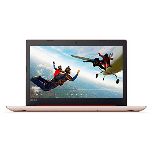 2018 Flagship Lenovo ideapad 320 15.6″ HD LED Backlight Laptop- Intel Celeron N3350 Up to 2.4GHz 8GB DDR3 1TB HDD DVDRW 802.11ac HDMI Bluetooth Webcam 4-in-1 card reader USB 3.0 Win 10 – Coral Red