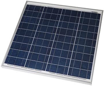Grape Solar GS-STAR-50W Polycrystalline Solar Panel, 50W