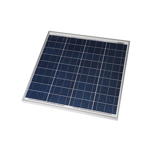 Grape Solar GS-STAR-50W Polycrystalline Solar Panel, 50W by Grape Solar