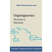Organigramas: Técnicas y métodos: Fundamentos y ejemplos para el diseño de organigramas (Spanish Edition)