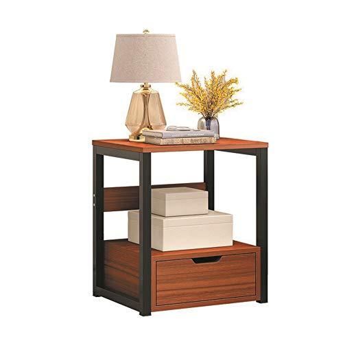 - XUERUI Shelves Shelf Simple Bedside Table Simple Modern Economy Bedroom Storage Cabinet Small Bedside Small Cabinet Shelf Storage Cabinet Multifunction Storage Unit