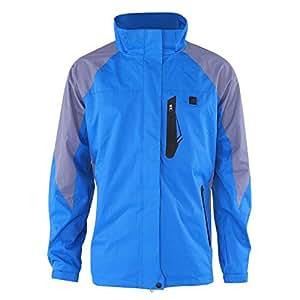 Amazon.com : Heated Jacket Riding USB Charged Windbreaker