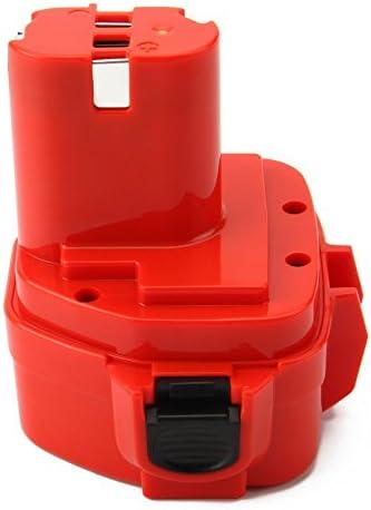 Joiry 12V 3.5Ah Ni-MH Batería para Makita PA12 Batería Makita 1220 1222 1233 1200 1234 1235 1235B 1235F 1235A 192696-2 192698-8 192598-2 192681-5 192698-A 193138-9 193157-5: Amazon.es: Bricolaje y herramientas