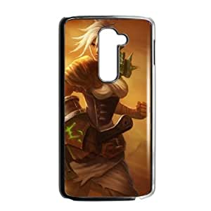 League Of Legends LG G2 Cell Phone Case Black NRI5118117