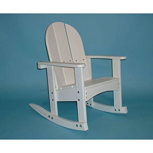 Tailwind Recycled Plastic Kids Rocking Chair