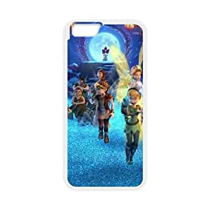 Tinker Bell and the Lost Treasure iPhone 6 Plus 5.5 Inch Cell Phone Case White QD9336120