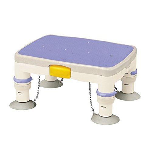 アロン化成 浴槽台 安寿高さ調節付浴槽台R (1)ミニ ブルー 536-483 ds-1547981   B01CXD64C4