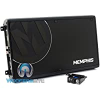 16-PRX1000.1 - Memphis Monoblock 1000W RMS 2000W Max Power Reference Amplifier