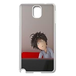 Samsung Galaxy Note 3 Cell Phone Case White Laze Sir Morning Jdydd