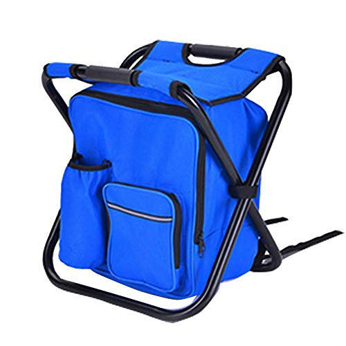 DBSCD 8L Backpack stoolPortable Folding Ice Cooler