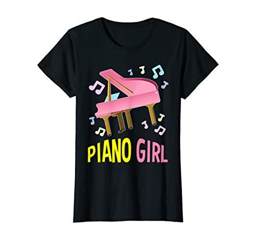 Piano T shirt Keyboard Gift for Men Women Kids Adults Dummie