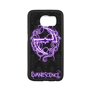 Evanescence Samsung Galaxy S6 Cell Phone Case White Phone cover Q3287515