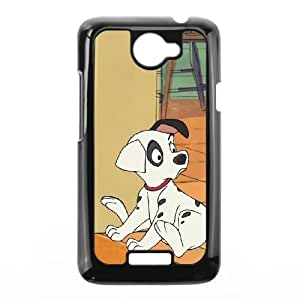 101 Dalmations II Patch's London Adventure HTC One X Cell Phone Case Black SNI