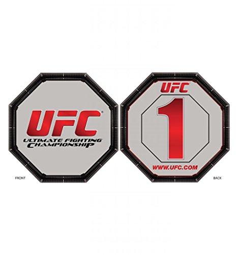 UFC Round Card