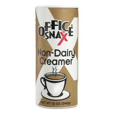 Reclosable Canister of Powder Non-Dairy Creamer, 12oz ()