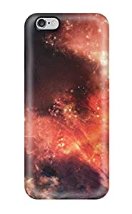 Premium Space Art Back Cover Snap On Case For Iphone 6 Plus