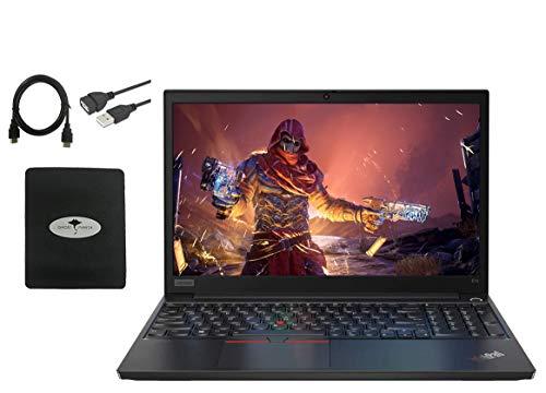 "2020 Lenovo ThinkPad E15 15.6"" FHD Business Laptop, 10th Gen Intel i7-10510U (up to 4.90GHz, Beat i7-1065g7), 16GB RAM…"