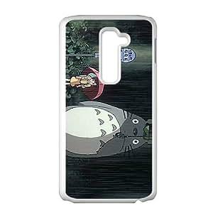HGKDL Tonari no Totor Case Cover For LG G2 Case
