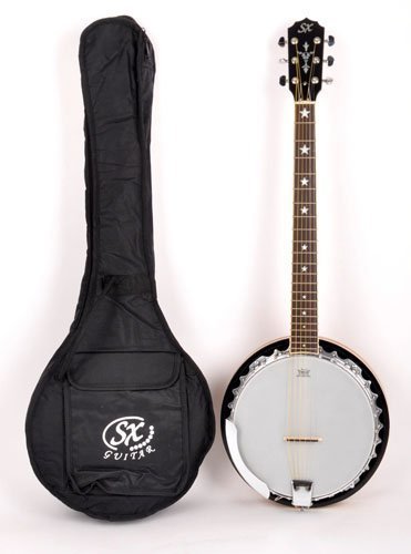 SX Country 6 / 30G Six String Banjo by SX