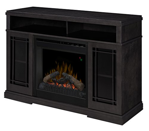 Compare price to gas fireplace media console ...