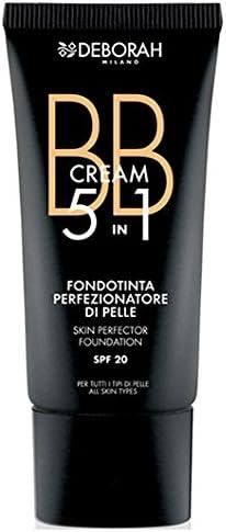 Deborah Bb Cream 04 Albaricoque 100 g: Amazon.es: Belleza