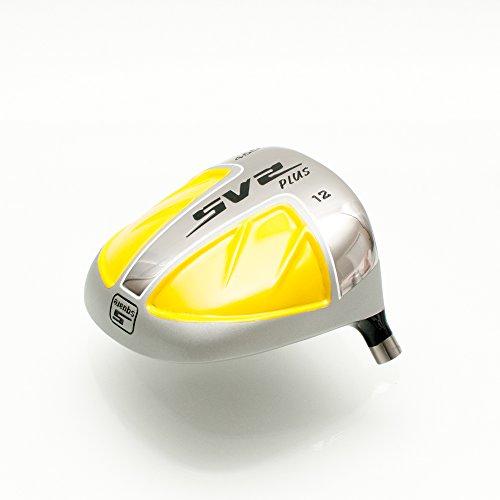 Asti Sv2 Plus Square Titanium Component Golf Driver Head Loft 8.5, 9.5, 10.5, 12 Degree Right-Handed from Asti