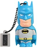 Tribe DC Comics Warner Bros. Pendrive Figure 16 GB Funny USB Flash Drive 2.0, Keyholder Key Ring, Batman (FD031502)