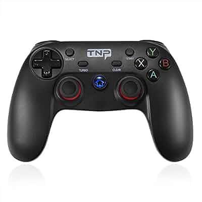 Amazon.com: TNP Bluetooth Wireless Game Controller Gamepad