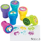 Unicorn Stampers - 24 ct
