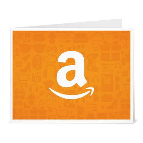 Amazon Gift Card - Print - Generic Icons