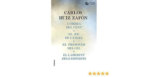 Tetralogia El Cementiri dels Llibres Oblidats (pack) (Catalan ...