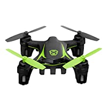Sky Viper m500 Nano Drone - AUTO Launch, Land, Hover 2016 Edition by Skyrocket Toys