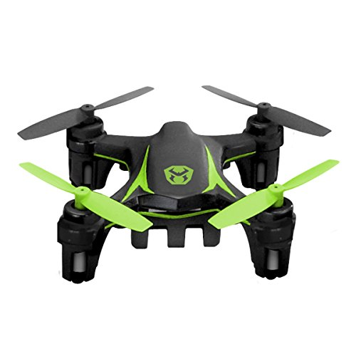 Sky Viper m500 Nano Drone - AUTO Launch, Land, Hover 2016 Edition