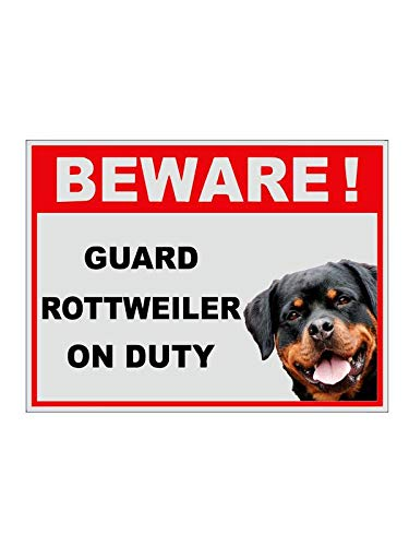 999Store Beware of Dogs Sticker Sign Board White (30X22 Cms) Price & Reviews