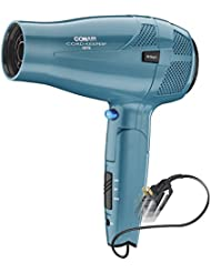 Conair 1875 Watt Cord Keeper Hair Dryer with Folding...