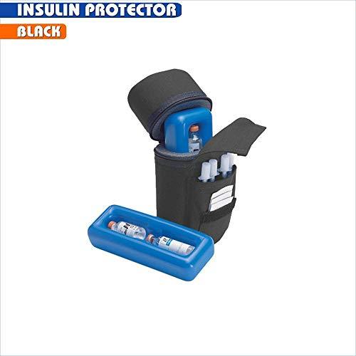 Insulin Protector Case Insulin Cooler - Black