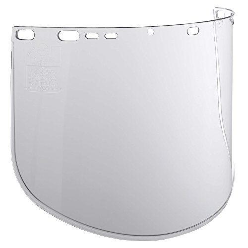 (Jackson Safety F40 Propionate Lightweight Face Shield (29084), 9