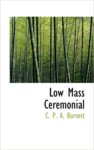 Book Low Mass Ceremonial
