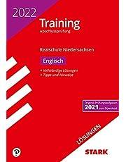 STARK Lösungen zu Training Abschlussprüfung Realschule 2022 - Englisch - Niedersachsen